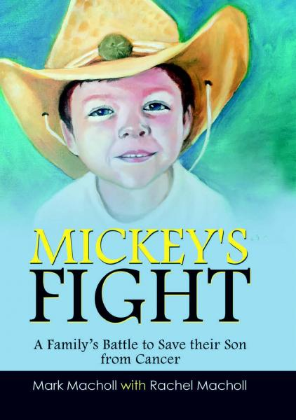 Mickey's Fight Book Cover