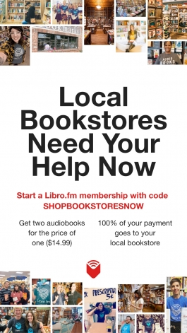 Link to Libro FM Audiobooks site